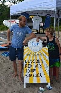 Kids SUP & Surf